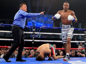 Errol Spence Jr. v Carlos Ocampo